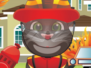 Tom Fire Emergency