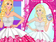 Click to Play Barbie Dreamhouse Shopaholic