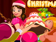 Click to Play Merry Christmas Cakes