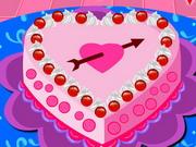 Valentine Cake Decoration