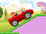 Click to Play Barbie Car