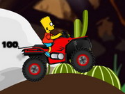 Bart Simpson Atv Drive