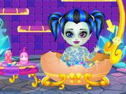 Baby Monster High Shower Fun