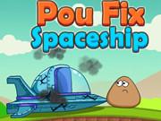 Pou Fix Spaceship