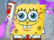 Spongebob Squarepants Eye Doctor