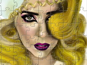 Click to Play Lady Gaga Puzzle