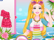 Click to Play Barbie Summer Make-up Trends