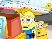 Minion Flies To NYC